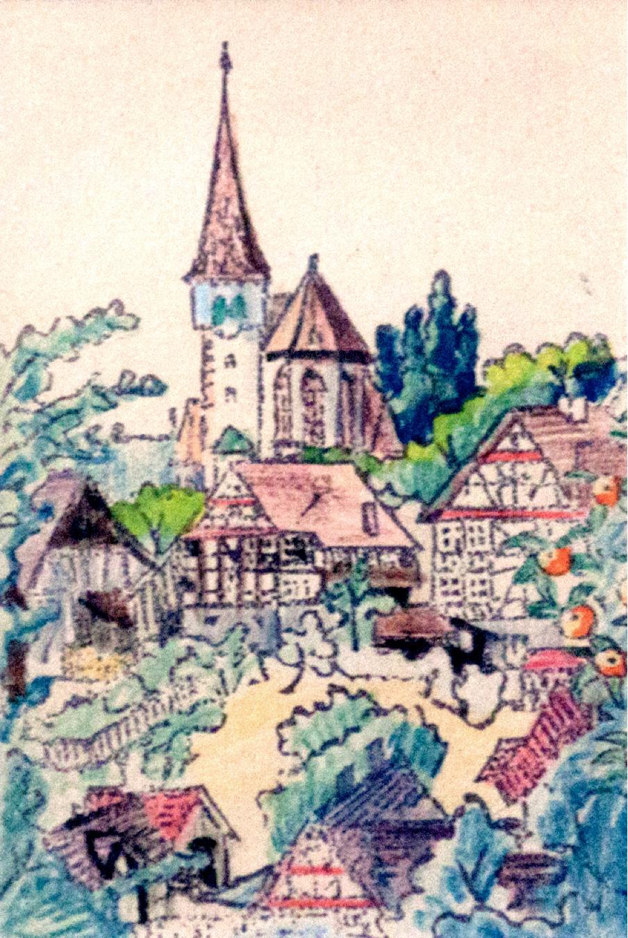 Reichental, Johannes de Temple, 1943